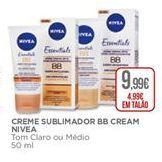 Oferta de BB Cream Nivea por 4,99€