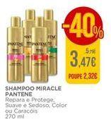 Oferta de Shampoo Pantene por 3,47€