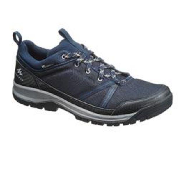 Oferta de Calçado impermeável de caminhada na natureza - NH150 WP - Homem Azul por 27€