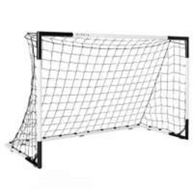 Oferta de KIPSTA Baliza de futebol SG 500 tamanho M Branco por 55€