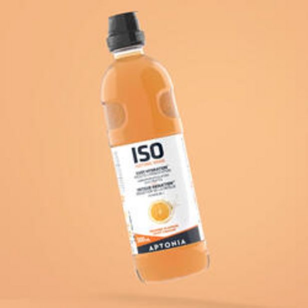 Oferta de Bebida isotónica pronta a beber ISO Laranja 500ml por 1,2€