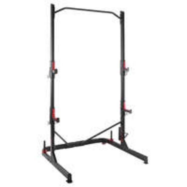 Oferta de DOMYOS Rack de Musculação para Agachamentos e Trações por 150€