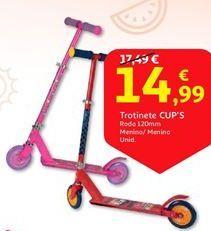 Oferta de Trotinete por 14,99€