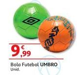 Oferta de Bola de futebol Umbro por 9,99€