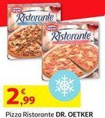 Oferta de Pizza congelada Dr. Oetker por 2,99€