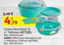 Oferta de Pote hermético Actuel por 4,79€
