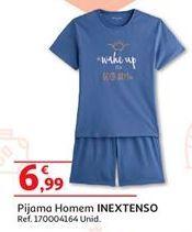 Oferta de Pijama masculino por 6,99€