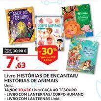 Oferta de Livros infantis por 7,63€