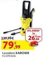 Oferta de Lavadora acima de 10kg Karcher por 79,99€