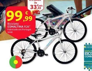 Oferta de Bicicleta por 99,99€