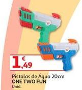 Oferta de Pistola de água por 1,49€