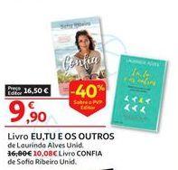 Oferta de Livros por 9,9€