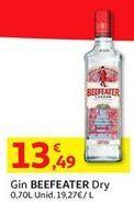 Oferta de Gin Beefeater por 13,49€