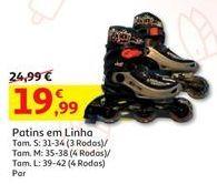 Oferta de Patins por 19,99€