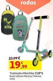 Oferta de Trotinete por 19,99€