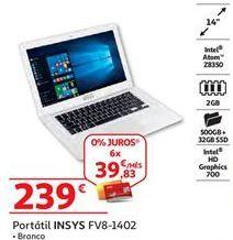Oferta de Notebook por 239€