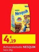 Oferta de Chocolate em pó Nesquik por 4,19€