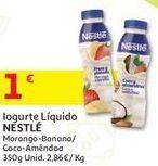 Oferta de Iogurte Nestlé por 1€