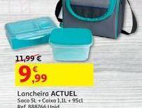 Oferta de Lancheira Actuel por 9,99€