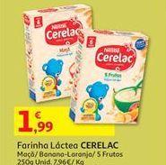 Oferta de Farinha Nestlé por 1,99€