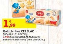 Oferta de Biscoitos Nestlé por 1,99€