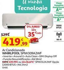 Oferta de Ar condicionado Whirlpool por 419,99€