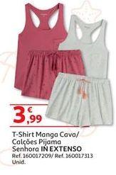 Oferta de Pijama feminino por 3,99€