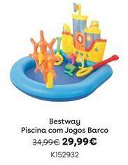 Oferta de Piscina para crianças por 29,99€