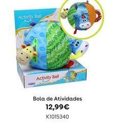 Oferta de Brinquedos bebé por 12,99€
