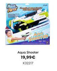 Oferta de Pistola de água por 19,99€