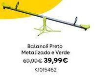 Oferta de Brinquedos ar livre por 39,99€