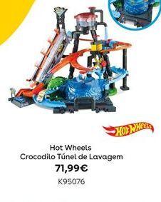 Oferta de Playset de veículos Hot Wheels por 71,99€