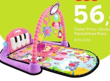 Oferta de Brinquedos bebé Fisher-Price por 56,99€
