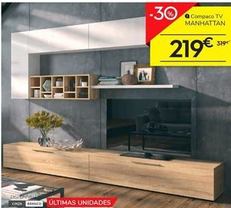 Oferta de Móvel tv por 219€
