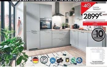 Oferta de Cozinhas por 2899€