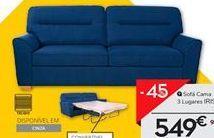 Oferta de Sofá cama por 549€
