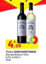 Oferta de Vinhos por 4,09€