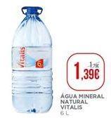 Oferta de Água Vitalis por 1,39€