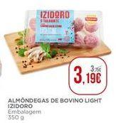 Oferta de Almôndegas Izidoro por 3,19€