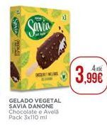 Oferta de Gelados Danone por 3,99€