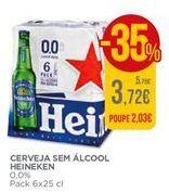 Oferta de Cerveja Heineken por 3,72€