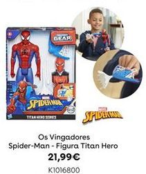 Oferta de Spiderman por 21,99€