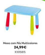 Oferta de Mesa infantil por 24,99€