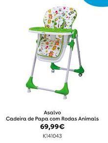 Oferta de Cadeira de refeição por 69,99€