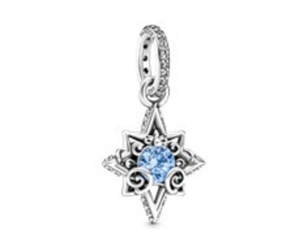 Oferta de Pendente Disney Cinderella Blue Star por 59€