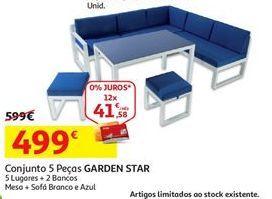 Oferta de Sofá de esquina por 499€