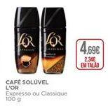 Oferta de Café solúvel L'or por 2,34€