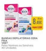Oferta de Depiladores Veet por 8,49€