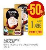 Oferta de Capuccino Nescafé por 1,49€