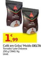 Oferta de Café Delta por 1,99€